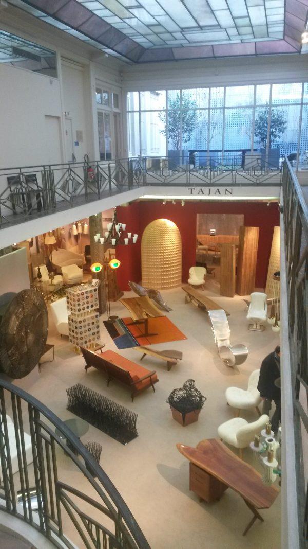 Espace Tajan, Paris • Design & Architecture