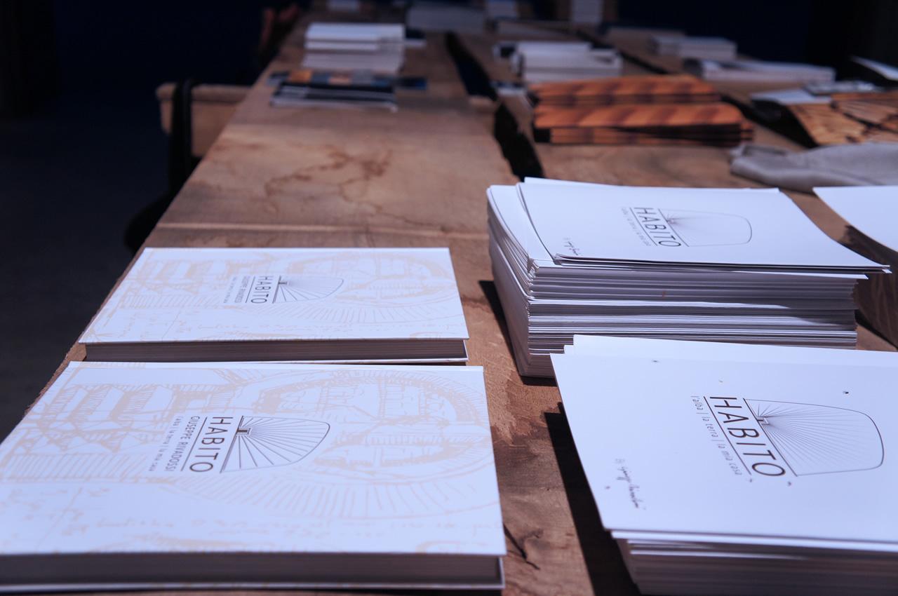 Catalogo Habito 2015 (Design e Architettura d'Interni)