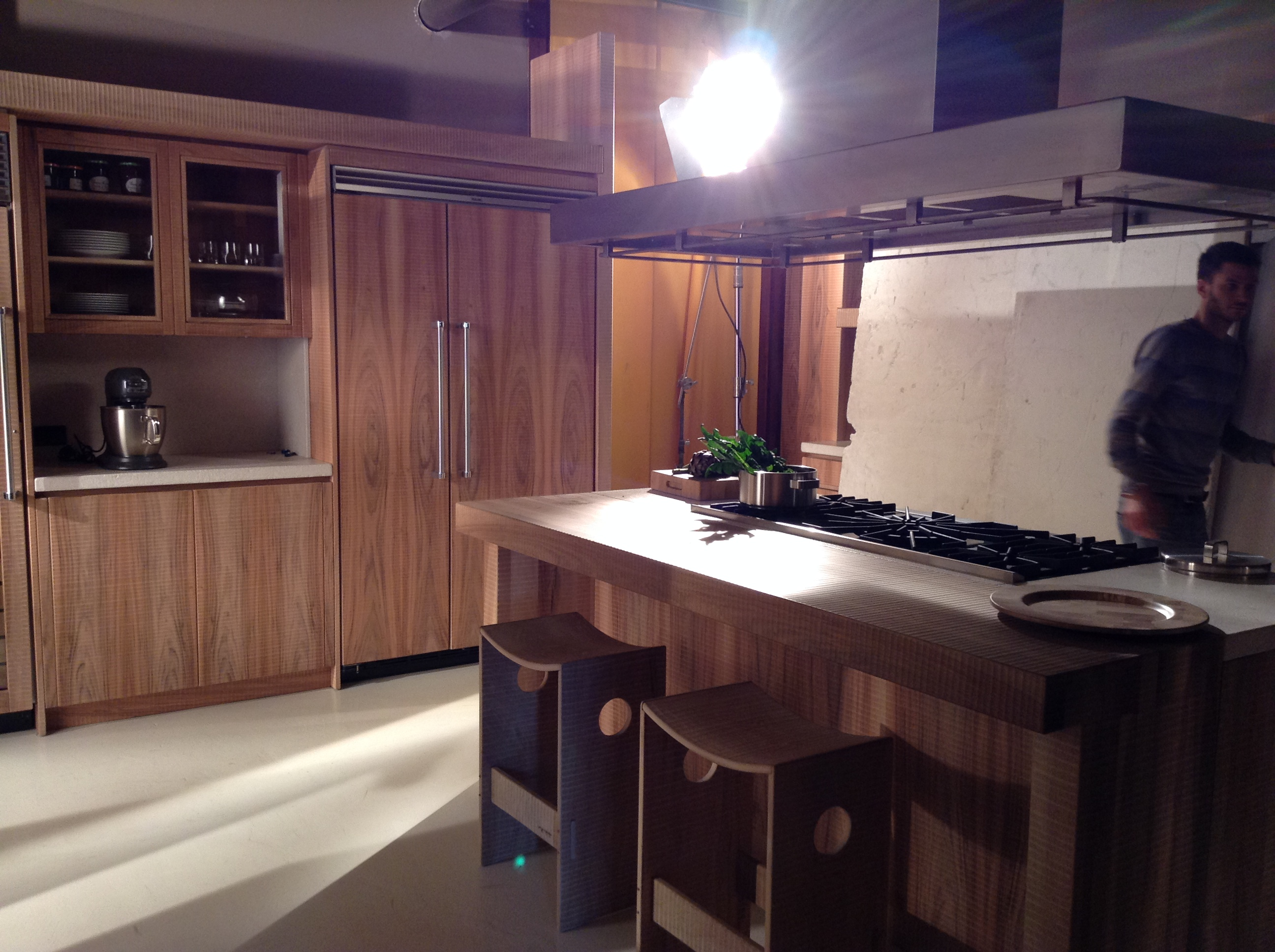 Habito Catalogue 2015 Work in Progress. Wood kitchen set-2