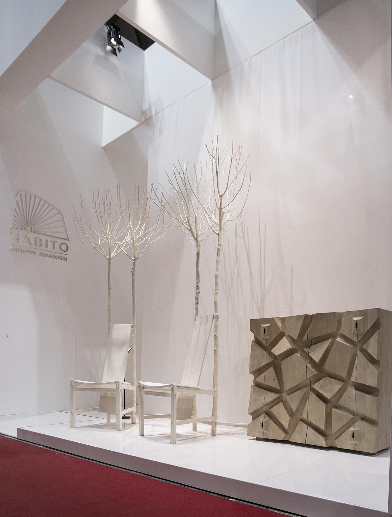 Stand HABITO al Salone del Mobile di Milano 2015