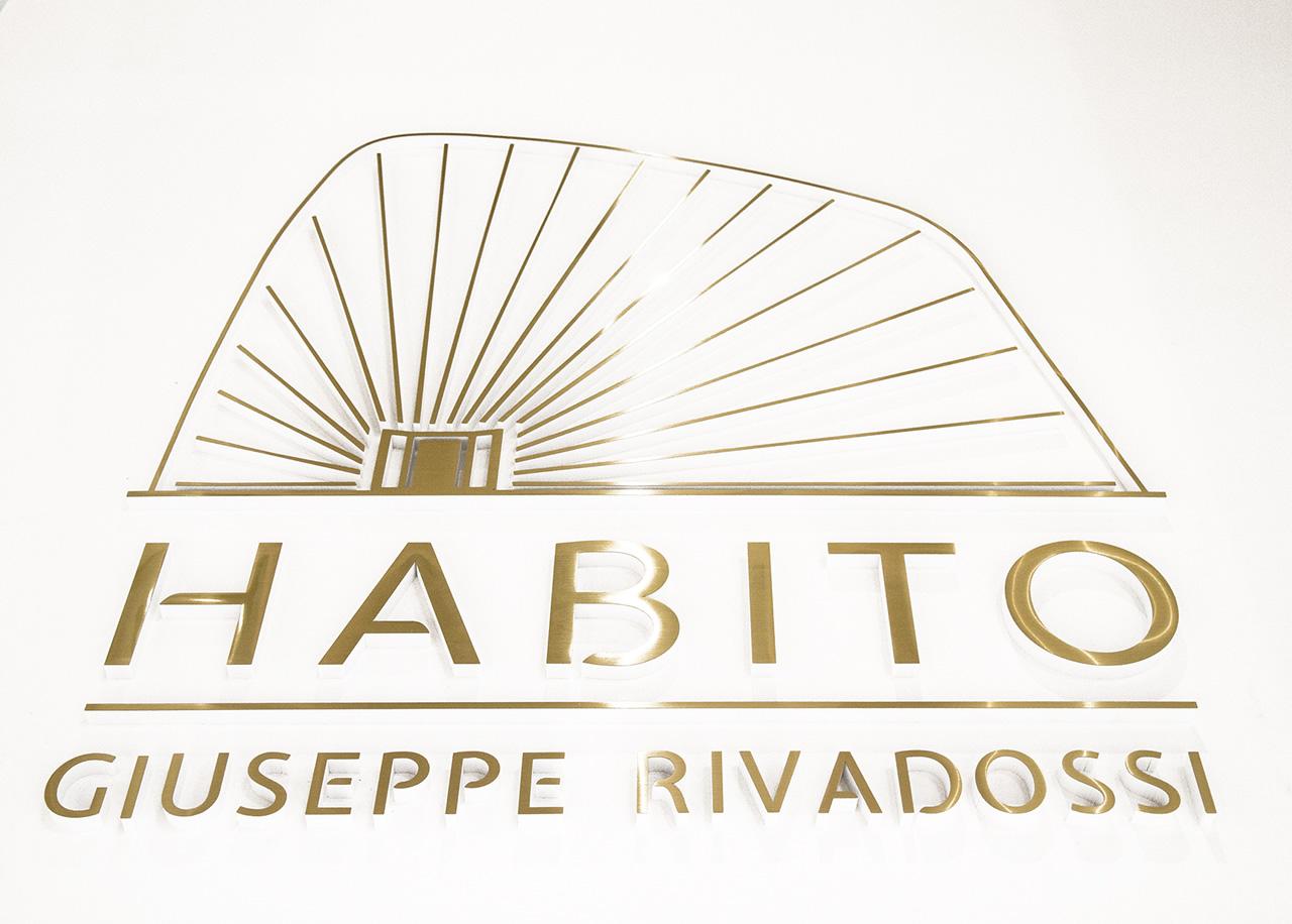 Logo HABITO al Salone del Mobile di Milano 2015