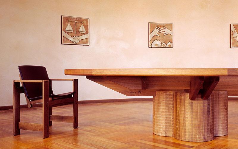 Sala Giunta, Camera di Commercio Cucine Habito