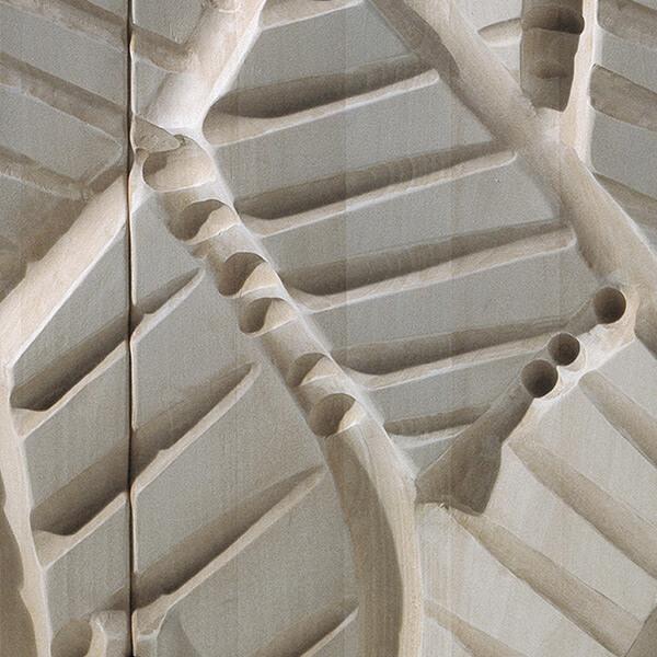 Scavo a sgorbia texture stone spirit Finitura Habito